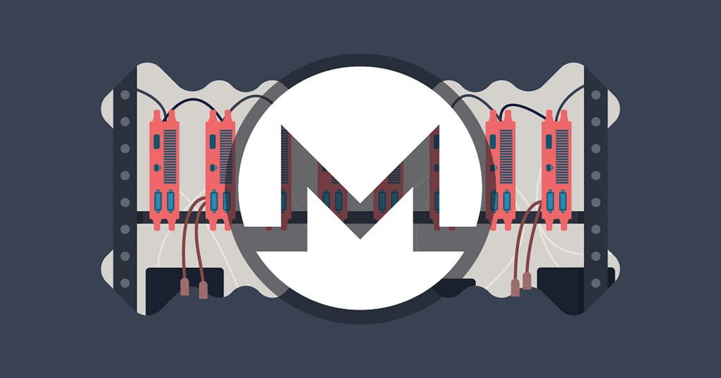 Minado de criptomoneda Monero
