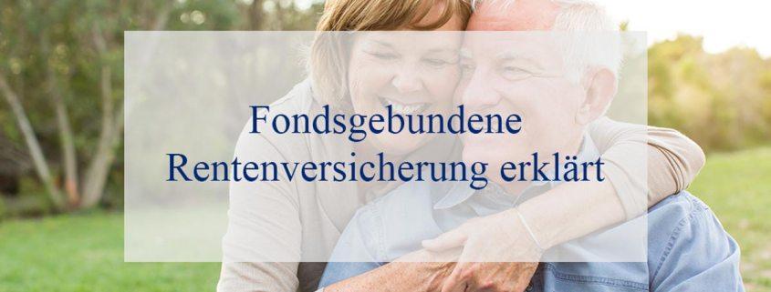 fondsgebundene-rentenversicherung-erklärt
