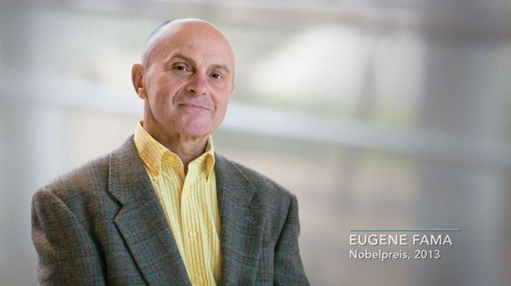 Eugene Fame Nobelpreis 2013