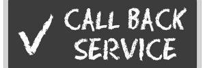 CB-Sticker TF eckig CALLBACK SERVICE