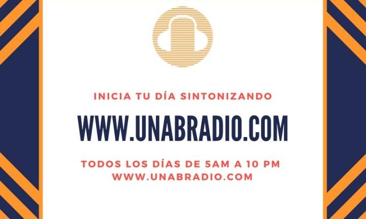Conéctate con la mejor información en Unab Radio