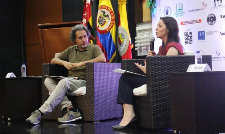 Charla: Incidencia de lo criminal en la novela colombiana actual