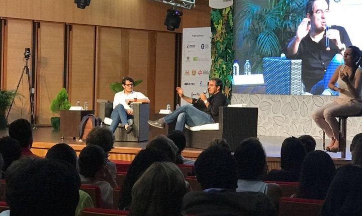 Encuentro con autor: Juan Gabriel Vásquez