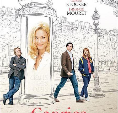 La película Caprice –Capricho en la Alianza Francesa