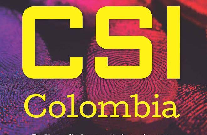 Reseña de libro:  'CSI: Colombia'