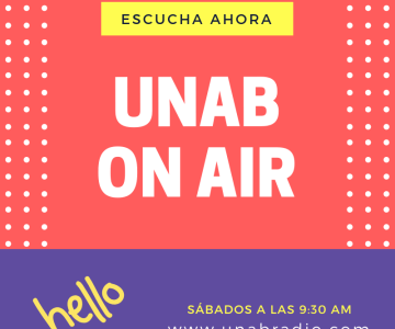 Unab On Air: Movies and Music
