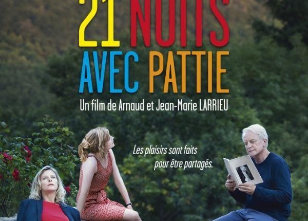 """Película """"21 Noches con Pattie"""" en la Alianza Francesa"""