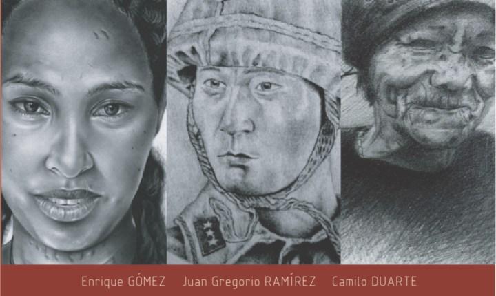 """Exposición """"Tres historias"""" en la Alianza Francesa"""