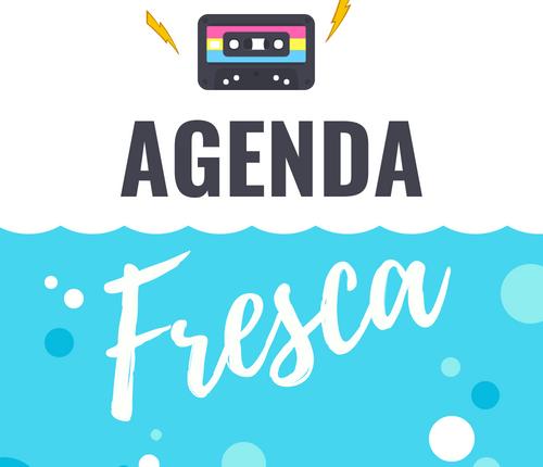 Agenda Fresca: Recargados de eventos