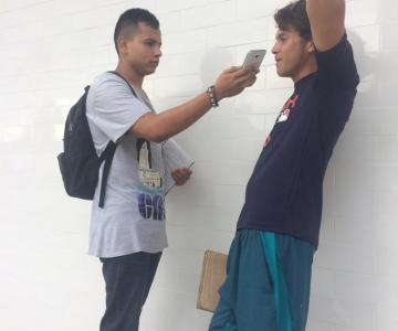 Inmigrantes: Carlos David Pérez