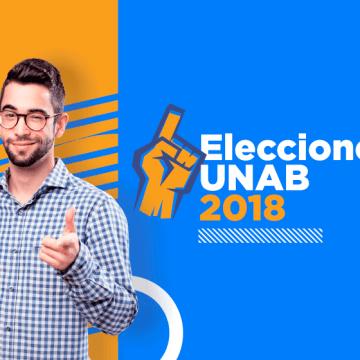 Debate candidatos UNAB