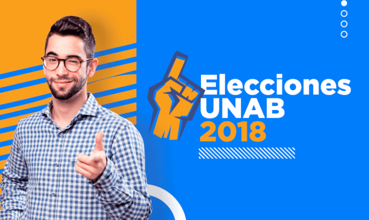 Debate candidatos UNAB