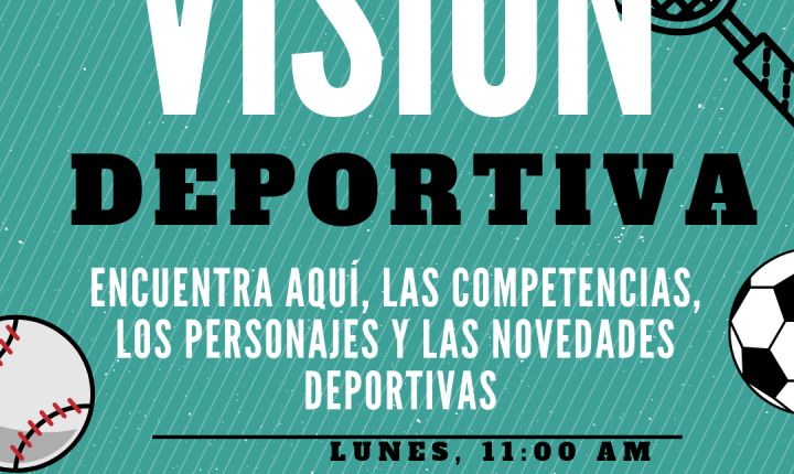 Visión Deportiva 8