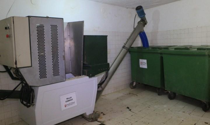 Maquina de abono