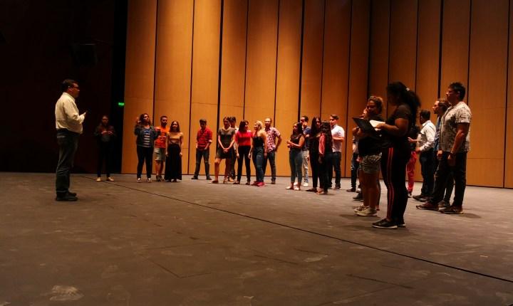 El Coro UNAB será el primer grupo coral en hacer parte de un Grand Prix europeo