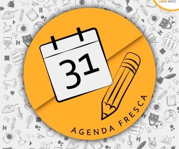 Agenda Fresca 2 de septiembre