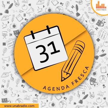 Agenda Fresca 19 de julio