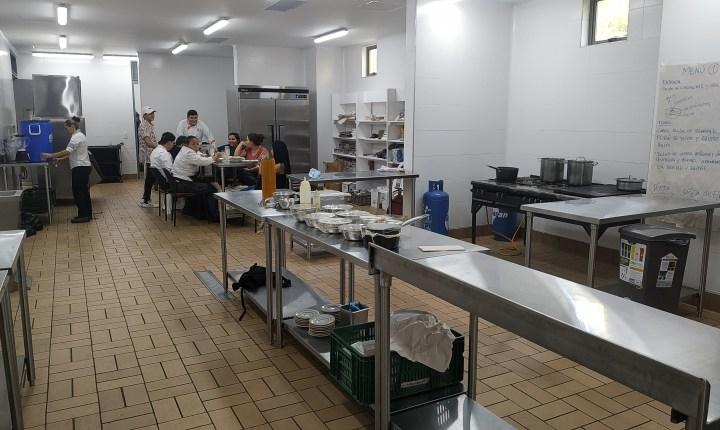La gastronomía de Ulibro 2019