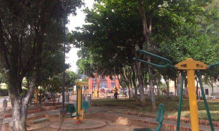 El descuido del Parque Ciudad Bolívar es responsabilidad ciudadana