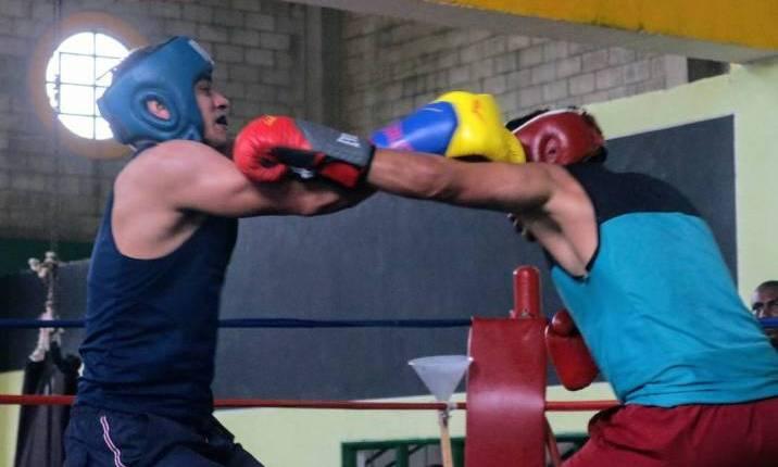 Falta de apoyo para la Liga de Boxeo de Santander