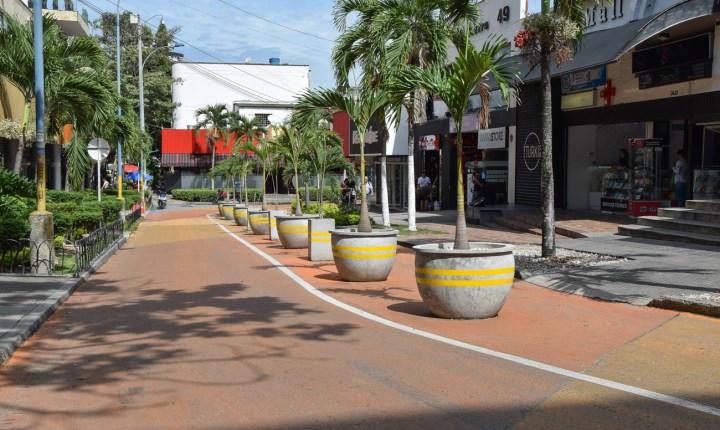 Se dio inicio al mantenimiento de la intervención de urbanismo táctico en 'Cuadra Play'