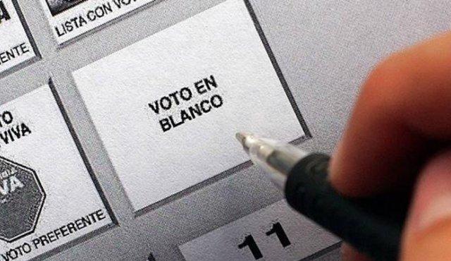 El voto en blanco y el abstencionismo, la otra opción de los bumangueses