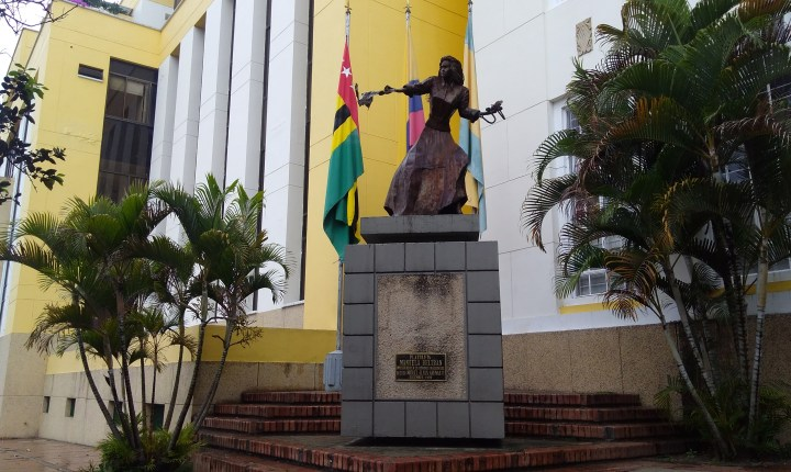 En el siglo XXI no se crean de esculturas históricas en Bucaramanga