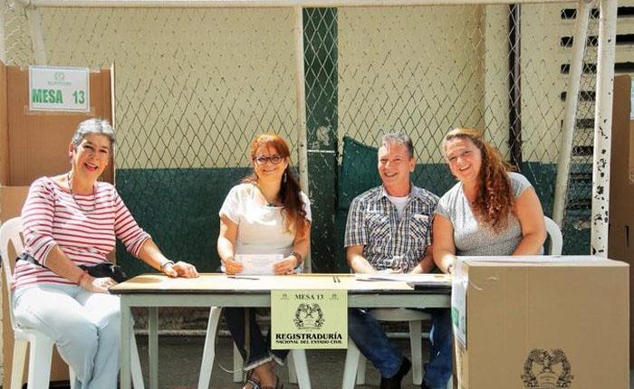 Alrededor de 30 mil santandereanos serán jurados de votación el 27 de octubre