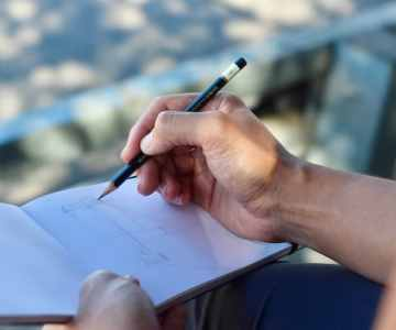 Taller de dibujo a lápiz