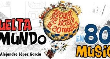 La Vuelta al Mundo en 80 músicas: programa 509