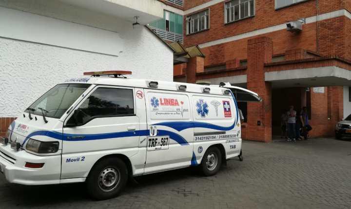 ¿Qué pasa con el servicios de las ambulancias en la ciudad?