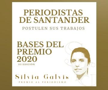 Premio de periodismo Silvia Galvis