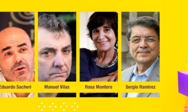 Invitados Internacionales de Ulibro 2020.