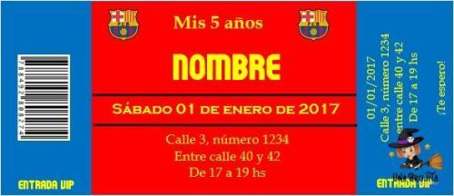 invitacion barcelona