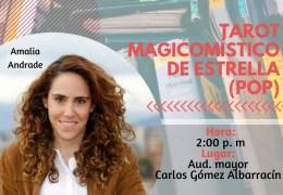 Encuentro con autor 'Tarot magicomístico'