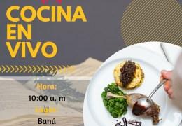 Cocina en Vivo – Ulibro 2018.