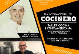 Taller de Cocina Latinoamericana