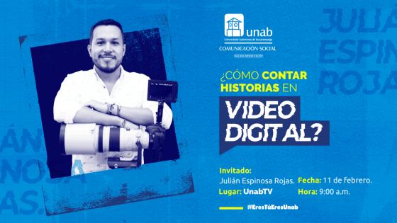 ¿Cómo Contar Historias en Video Digital?