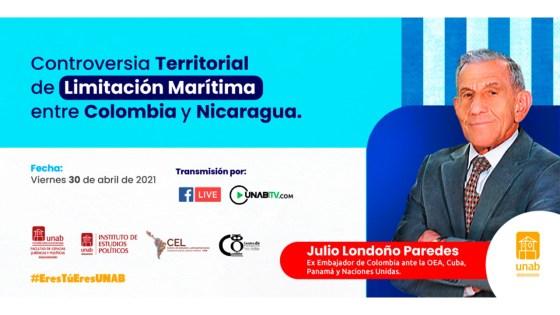 Controversia Territorial de Limitación Marítima entre  Colombia y Nicaragua