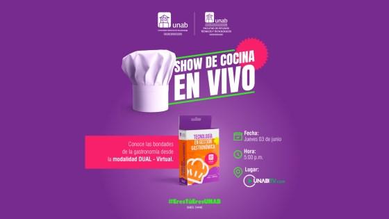 Show de Cocina En Vivo