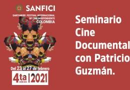Seminario Cine Documental con Patricio Guzmán.