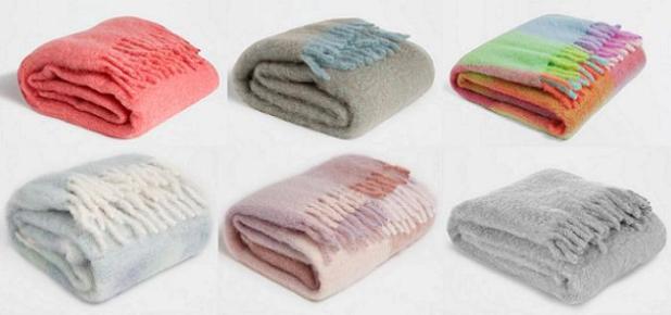 Mantas de lana para sofa coleccin mantas de lana time for a nap the blog with mantas de lana Mantas sofa zara home