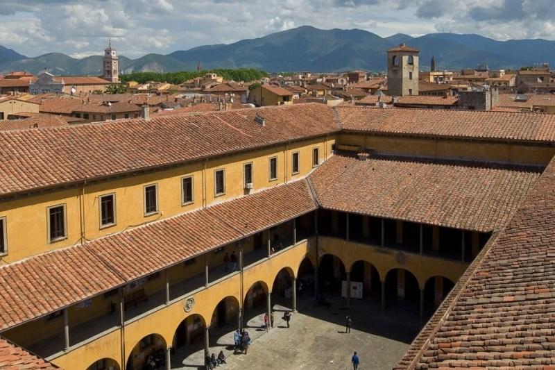 Richiesta Argomento: Quale futuro per la Biblioteca Universitaria di Pisa.