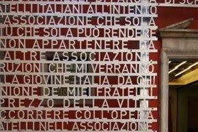 Interpellanza sulla Domus Mazziniana