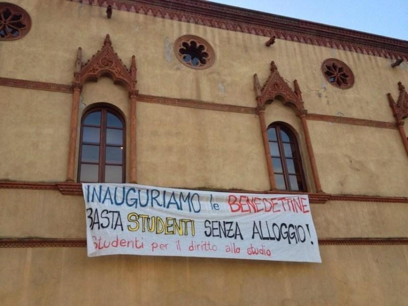 La vicenda Ex-Benedettine si chiude con un decreto d'urgenza: inaccettabile.