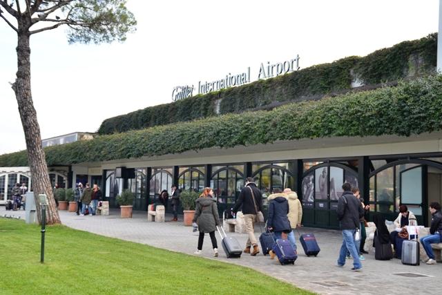 """Mozione """"In merito all'accordo tra Toscana Aeroporti Handling e Consulta s.p.a. relativamente al servizio handling"""""""