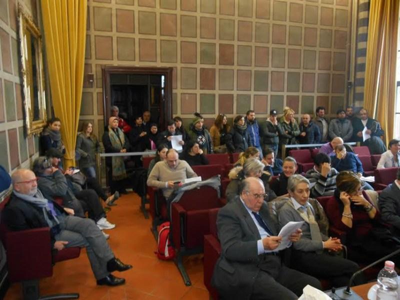 """Ordine del giorno:  """"Partecipo dunque sono"""" – Nuovi istituti di democrazia partecipativa per il Comune di Pisa"""