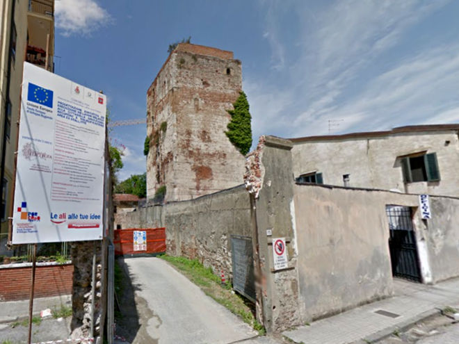 Cemento e demolizioni alle Ex Stallette: le mura di Pisa e la mercificazione dei beni culturali