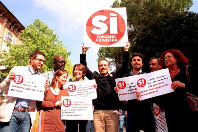 """""""Una Città in Comune"""" per la lista SÌ con Tommaso Fattori: per un'alternativa a sinistra"""