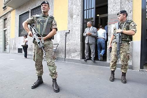 La decisione di inviare i militari a Putignano è demagogica e controproducente